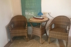 Villa 2 Coffee Table and Chairs