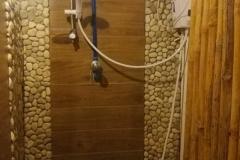 Villa 2 Hot Shower